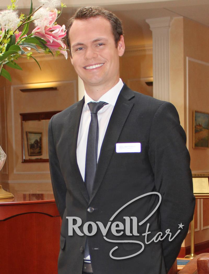 Neuer Empfangsleiter im Hotel zur Post: Daniel Polderdijk