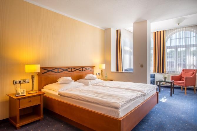 Kaiser Spa Hotel Zur Post Suite